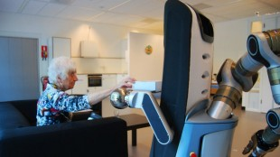 The Robot that Could Revolutionise Home Care for Elderly People