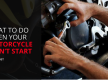 What to Do When Your Motorcycle Won't Start