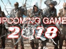 Top Games in 2018