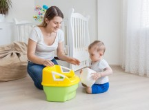 5 Things to Keep in Mind When Toilet Training The Montessori Way