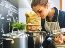3 Ways to Improve Your Cooking Experience