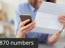 No more Trouble with 0870 Numbers