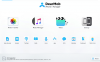 Export Contacts from iPhone to PC with Military Grade Encryption Method | DearMob iPhone Manager Review