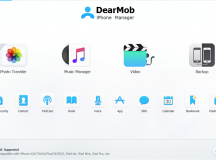 Export Contacts from iPhone to PC with Military Grade Encryption Method   DearMob iPhone Manager Review