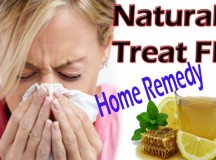 How to Treat Flu with Natural Remedies – The 12 Best Options