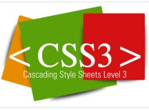 CSS3 modules list and definitions