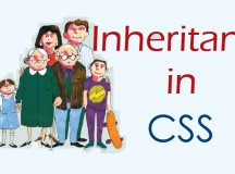 How CSS inheritance affects the HTML tags output
