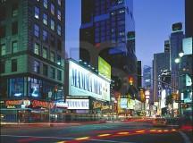 Broadway Theatre Etiquette