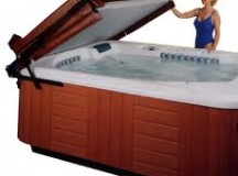 Hot Tub Covers Lifts to Make Easier To Open Covers