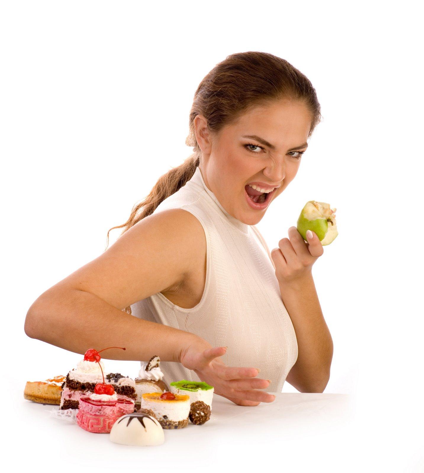 Вегитарианство и снижение веса