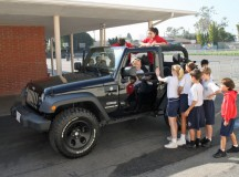 Impress the Kids at School with Your Wrangler