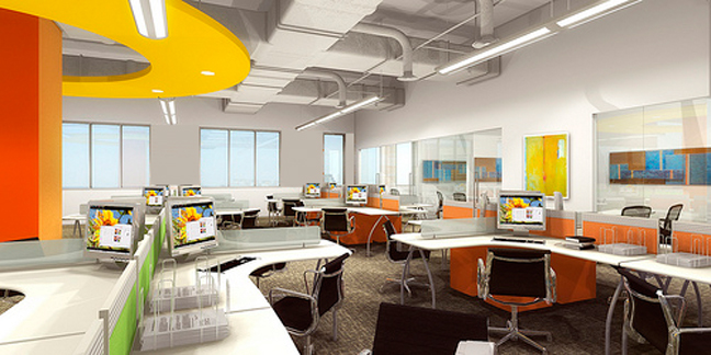 Advantages Of Open Plan Offices