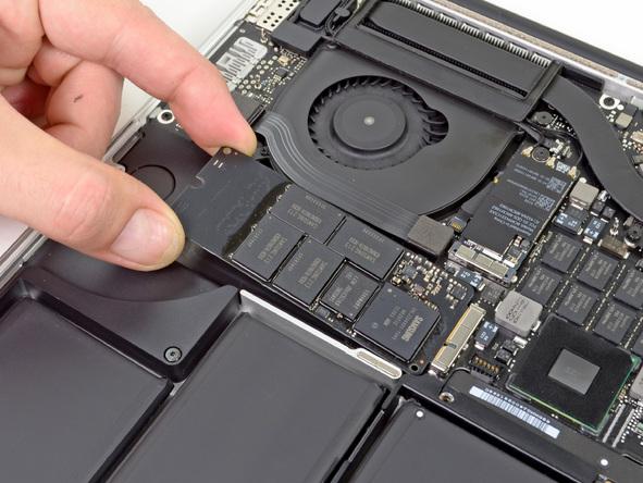 Flash storage for mac pro