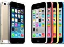 Unveiling of iPhone 5S and Colorful, Low-Cost iPhone 5C