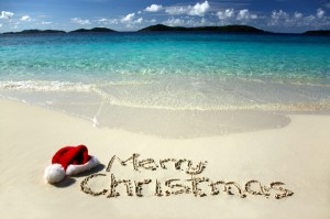 Traveling in Christmas