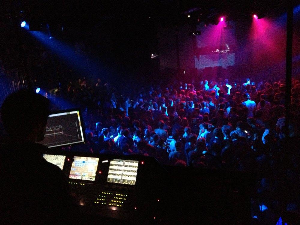 sound system party