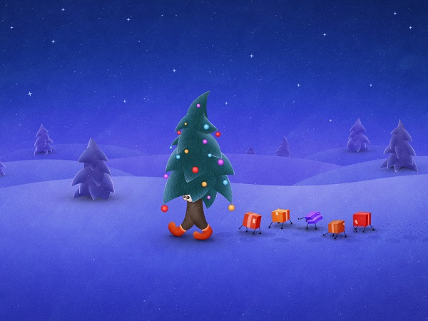 Traveling and Christmas