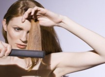 Can Hair Straighteners Cause Hair Loss?