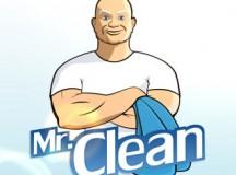 Mr Clean - logo