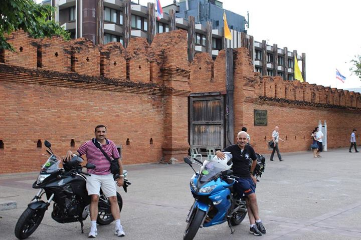 Motor Cycle Tour Thailand