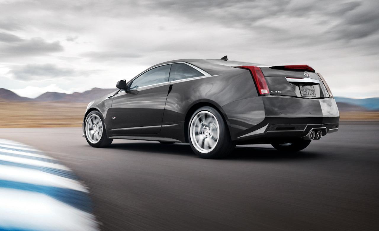 Cadillac CTS V Sport-Luxury & Speed