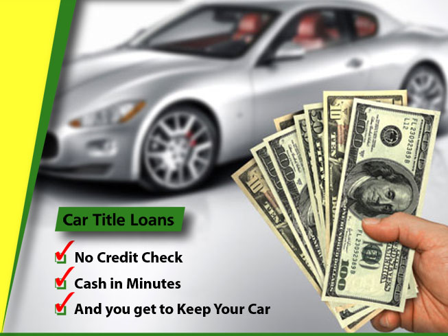 Loans With Car As Security