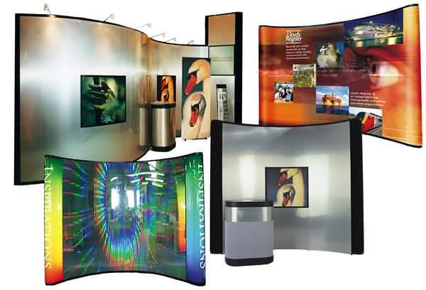 Exhibition Stand Advice : Advice on planning an exhibition display
