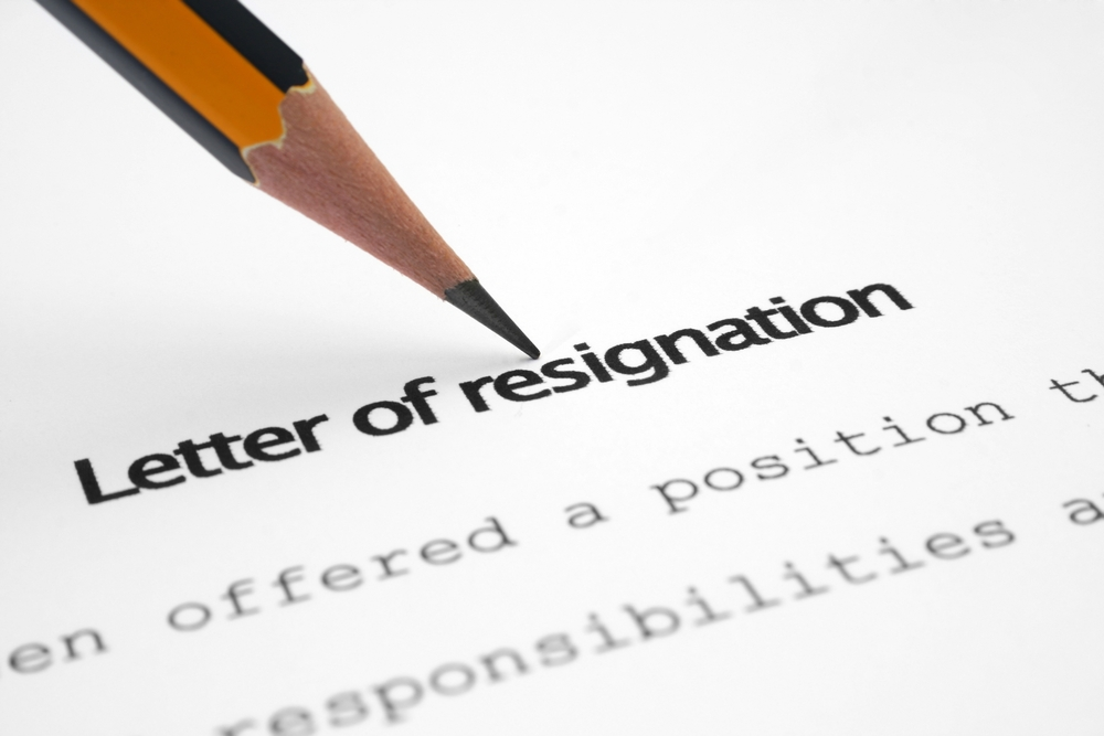 How to Write a Proper Resignation