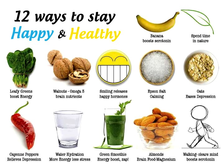 8 Secrets To Stay Happy For Good Health