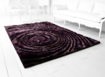 Give a Touch of Elegance to Your Home with Purple Shag Rugs
