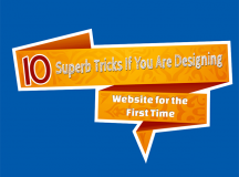 Great Tricks If You Are Designing Website for the First Time [Infographic]