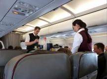 male cabin crew