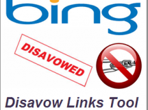 Bing Disavow Process