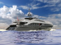 Motor Yacht Chasseur: Luxury on the high seas