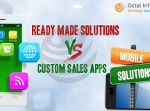 Custom sales Vs Readymade solution