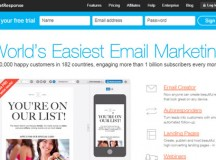 GetResponse: The Best All-In-One Online Marketing Tool