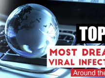 Top 10 Most Dreaded Viral Infections Around the World
