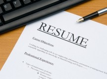 Expert's Advice: Make Your Resume Visually Appealing