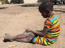 african poverty