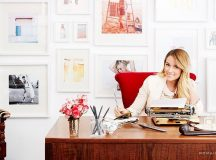Inspiring Celebrity Home Offices