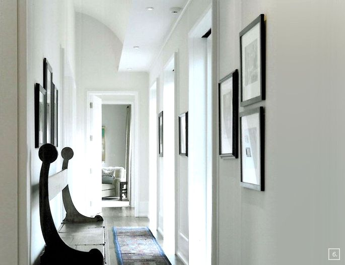 warm and welcoming hallway décor tips