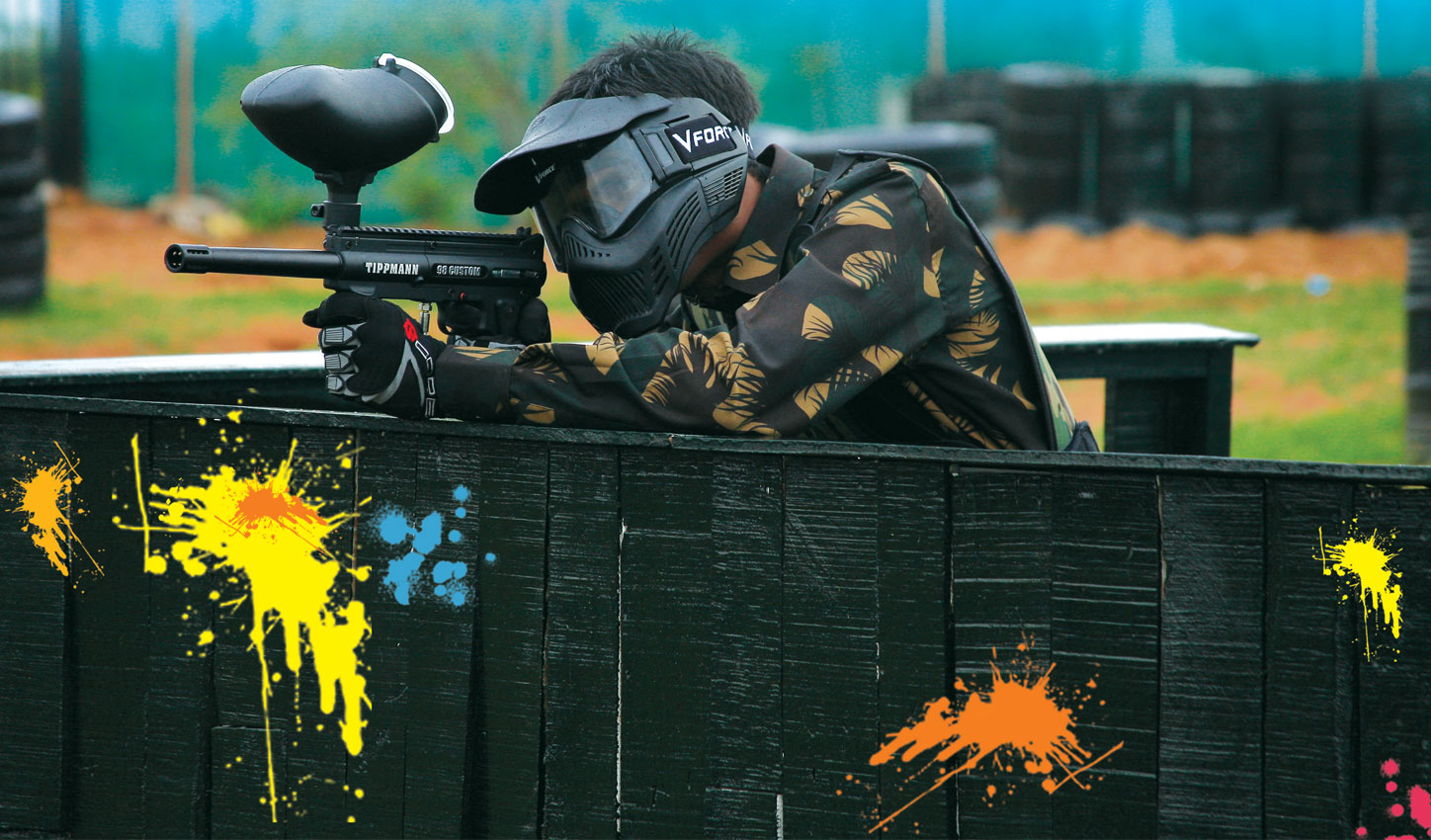 11 Tips To help Improve your Paintball skills