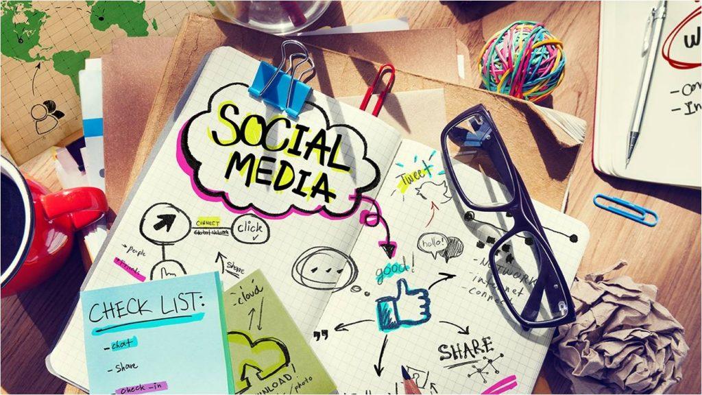 Get into Social Media