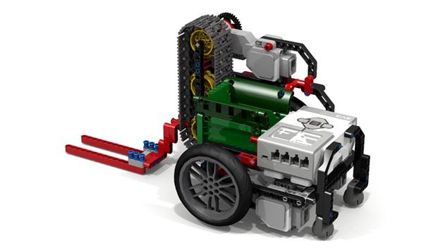 LEGO robot hand