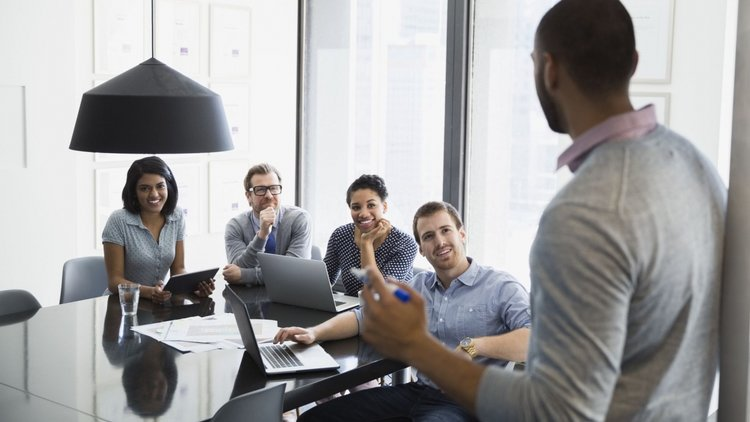 Five Ways to Create a Strong and Healthy Company Culture