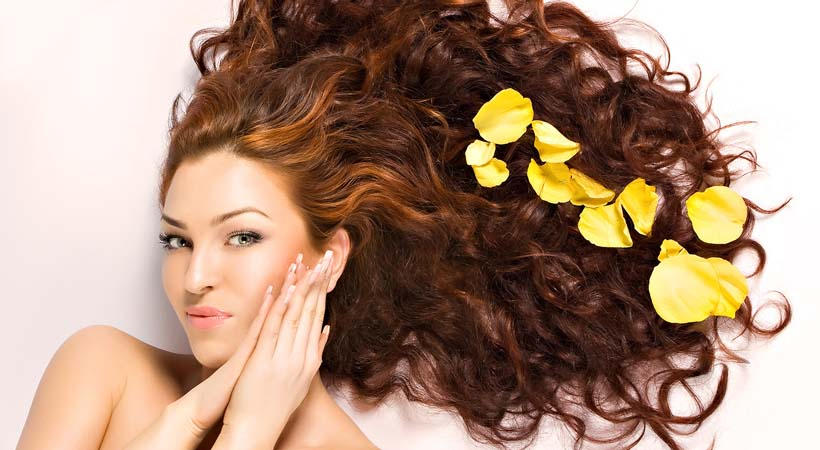 Natural Hair Care Treatments for Different Skin Types