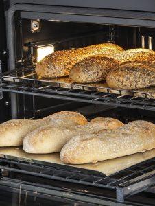 baking-bread-in-oven