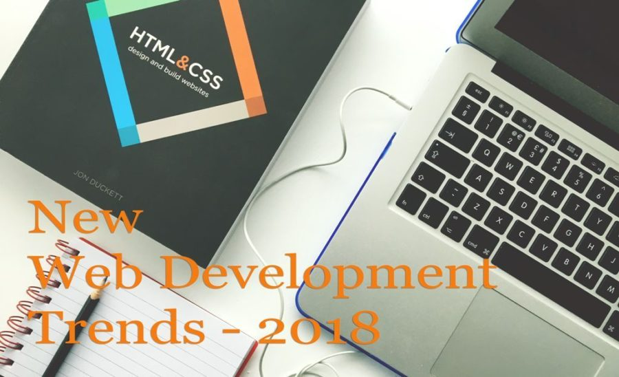 Web Development Trends 2018