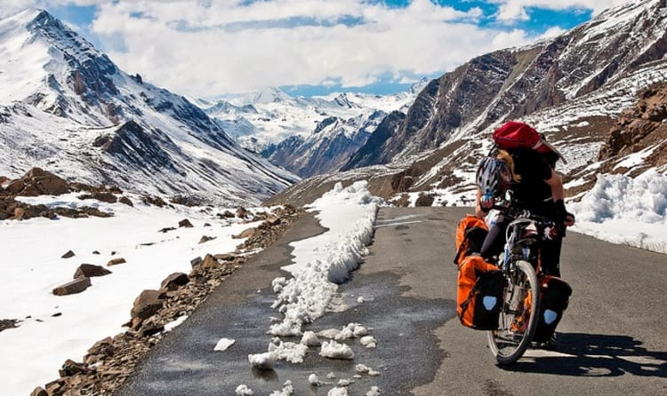 Adventure filled activities of ladakh