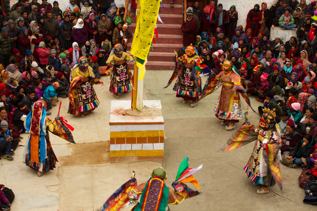 Fairs and festivals in ladakh